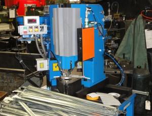 Hardware Insertion Machine