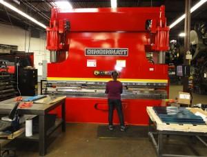 Cincinnati CNC Press Brake